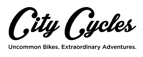 Logo for City Cycles in Jenks Oklahoma