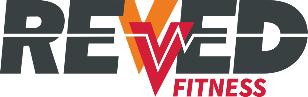 Logo for Reved Fitness located in Tulsa Oklahoma